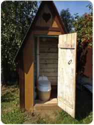Торфяной туалет Питеко 506