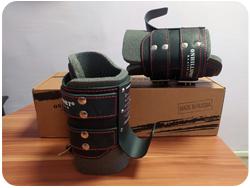 Первая модель —  инверсионные ботинки New Age от OnhillSport