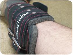 Перехлест ботинки при застегивании на худой ноге