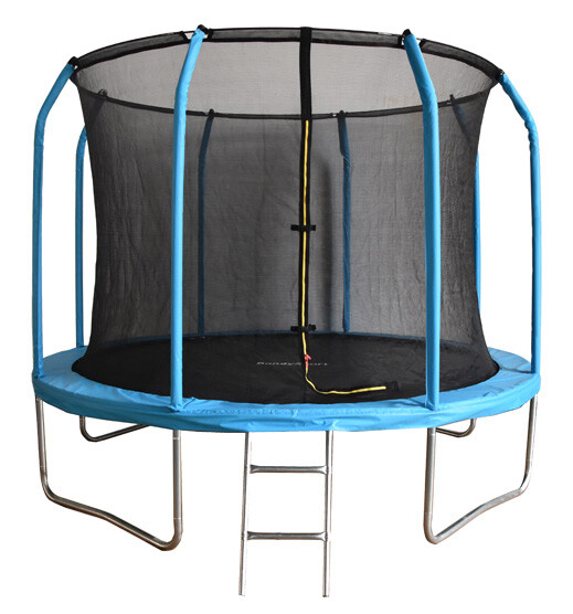 Батут Bondy Sport 12 ft Синего цвета